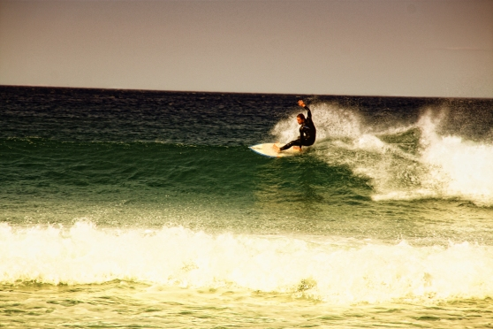 Jesse in Maroubra